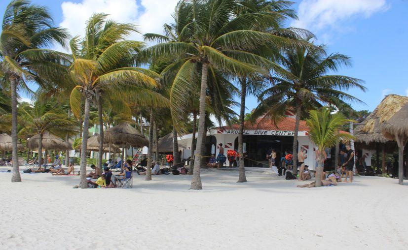 Hoteleros de Tulum esperan tener una fuerte temporada alta de invierno. (Sara Cauich/SIPSE)
