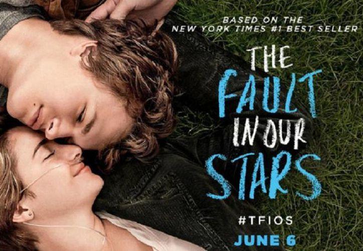 La cinta The Fault in Our Stars, con Shailene Woodley, dominó la cartelera este fin de semana. (Internet)