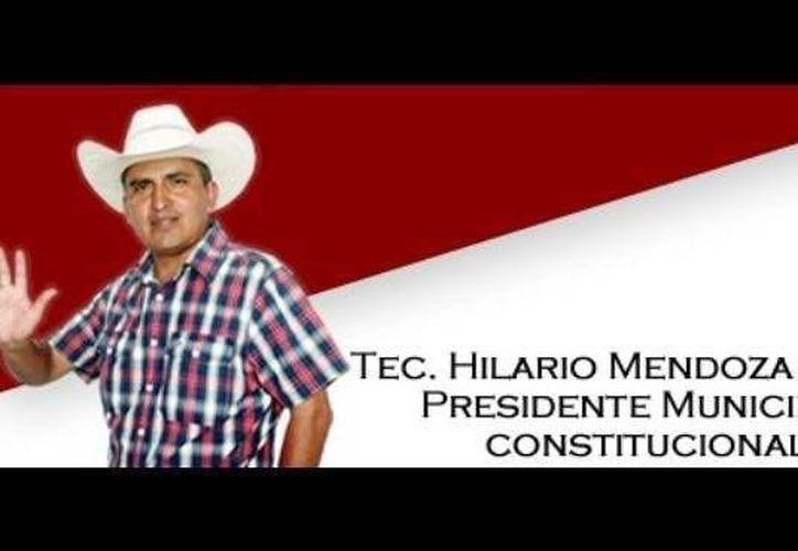 Diputados exigen el desafuero a Hilario Mendoza Benítez para que responda por la agresión a su esposa. (revoluciontrespuntocero.com)