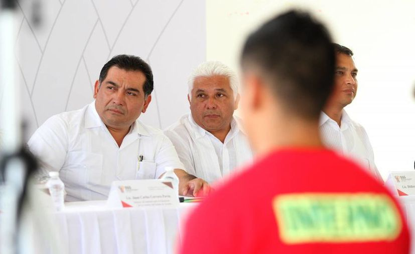 Los internos del Ceama tendrán mejores oportunidades de reinserción social. (SIPSE)