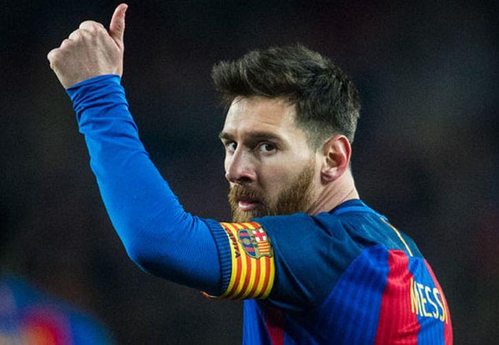 La cúpula del Manchester City prepara su fichaje soñado: Lionel Messi. (Foto: Contexto/Internet)
