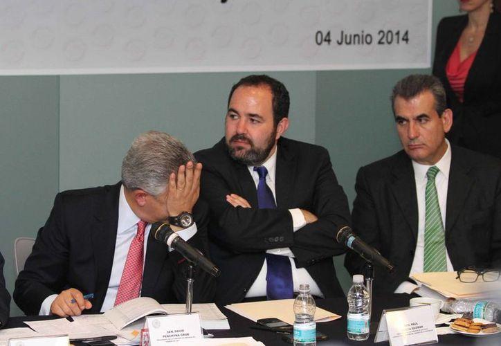 Los senadores del PRI no impulsan cambios en la iniciativa enviada por el presidente Peña Nieto. (Archivo/Notimex)