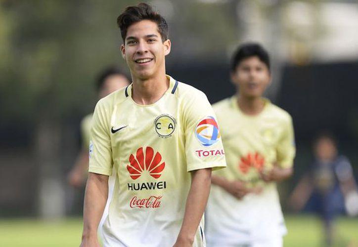 Diego Lainez se ha convertido en una de las promesas del futbol mexicano. (Foto: Esto)