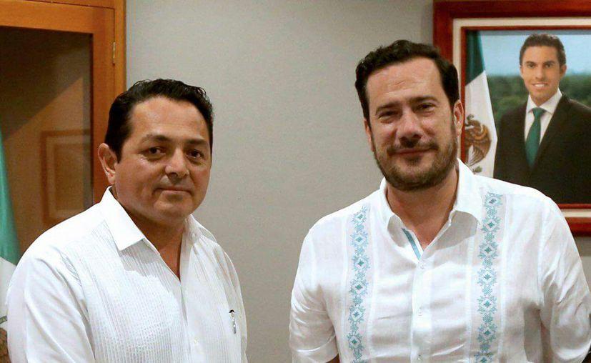 En el documento se solicita que el Teniente tome el cargo en colaboración con José Luis Zorrilla Hernández y Ricardo Oceas Martínez Contreras. (Foto: Redacción/SIPSE)