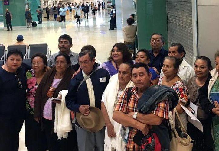 Familiares se reencontrarán gracias al apoyo del Indemaya. (Archivo/Milenio Novedades)