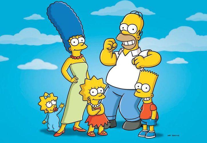 La familia Simpson 'invadirá' Lego como 'festejo' de su 25 aniversario. (nucleandoweb.com)