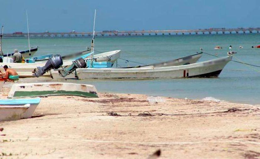 Un pescador que mató a un bañista en Progreso fue detenido, tras seis meses de permanecer prófugo. La imagen es únicamente de contexto. (Archivo/Milenio Novedades)