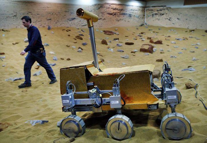 El explorador traería muestras de Marte a la Tierra en 2020. (Agencias)