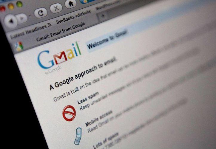 Los nombres y contraseñas a Gmail dan acceso no solo al buzón del correo electrónico, sino a todos los servicios de Google. (libertaddigital.com)