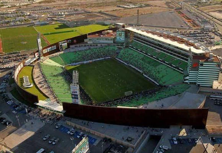 El Territorio Santos Modelo fue inaugurado en noviembre del 2009 y sustituyó al mítico estadio  Corona. En este recinto deportivo el Santos Laguna ha ganado dos campeonatos de Liga y uno de Copa. (zocalo.com.mx)