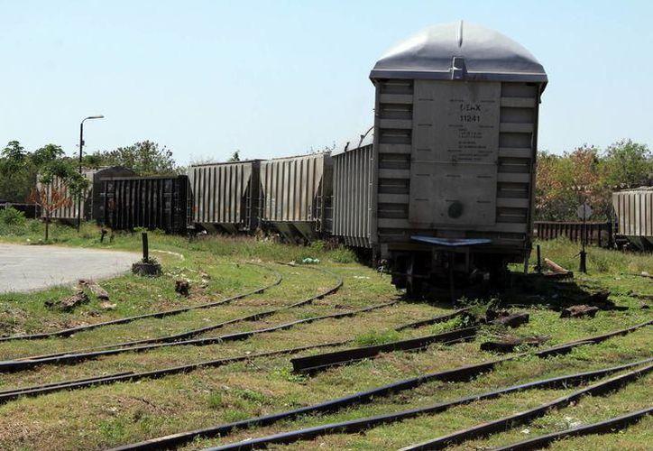 El objetivo es que se aprovechen las vías ferroviarias de la zona. (Imagen de archivo/SIPSE)