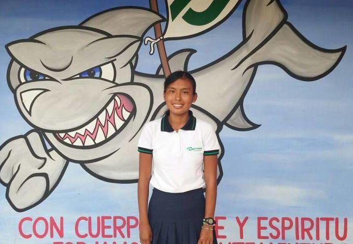 Nancy se ha destacado por participar en diferentes competencias deportivas. (Redacción/SIPSE)