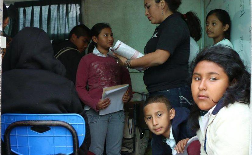 El sistema tiene como objetivo mejorar la capacitación de los profesionales de la educación en el Estado. (Milenio Novedades)