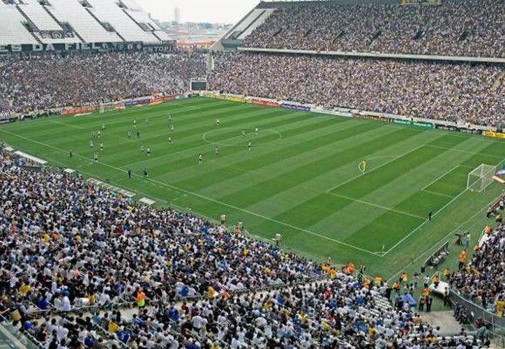 En caso de que Sao Paulo quede como sede del torneo olímpico de futbol, los juegos se realizarían en el estadio de Corinthians. (correodelorinoco.gob.ve)