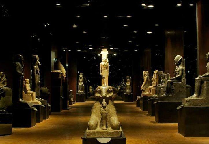 El Museo Egipcio de Turín cuenta con modernas instalaciones y más de 30 mil piezas. (italia.it)