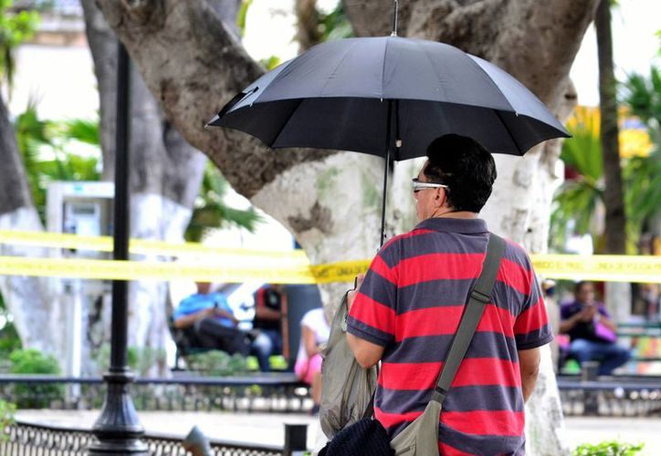 El clima será fresco por las mañanas y noches, y caluroso al mediodía este fin de semana, según la Conagua. (SIPSE)