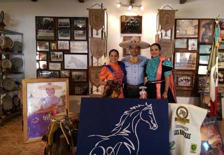 Con la participación de 15 equipos de Yucatán y Campeche se llevará a cabo la 'Feria de las Escaramuzas', considerada la segunda más antigüa de México después de la que se celebra en Guadalajara. (Milenio Novedades)