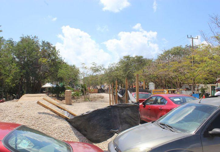 Atrasos para accesos a zona arqueológica de Tulum. (Sara Cauich/SIPSE)