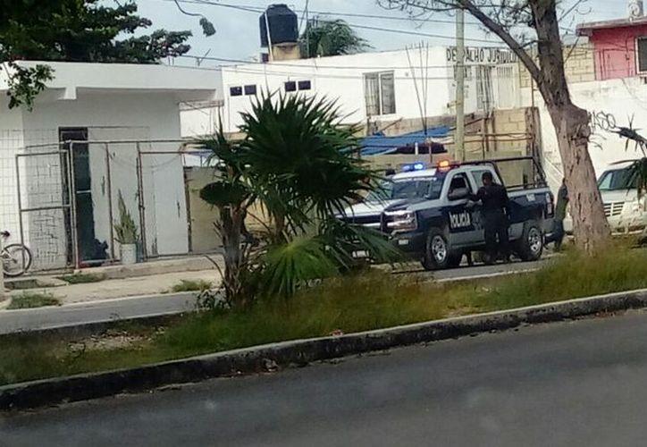 Los hechos sucedieron en un predio de la Región 228, sobre la avenida Niños Héroes. (Redacción)