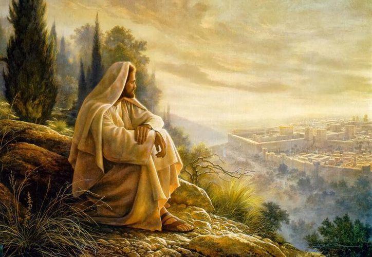 Jesucristo era un líder aunque no tenía una autoridad que le hubiera sido conferida por los hombres poderosos ni religiosos ni políticos. (derecho-canonico.com)