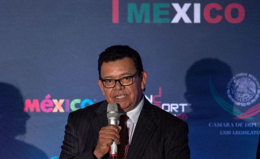 "Fernando ""Toro"" Valenzuela atenderá temas deportivos de la Liga. (Mexsport)"