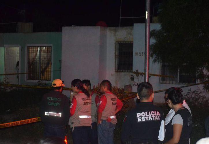 Un niño con capacidades diferentes falleció debido una descarga eléctrica en un predio de Villas de Oriente. (SIPSE)