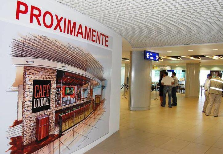 Los congresos y convenciones harán 'levantar' al aeropuerto de Mérida. (Milenio Novedades)