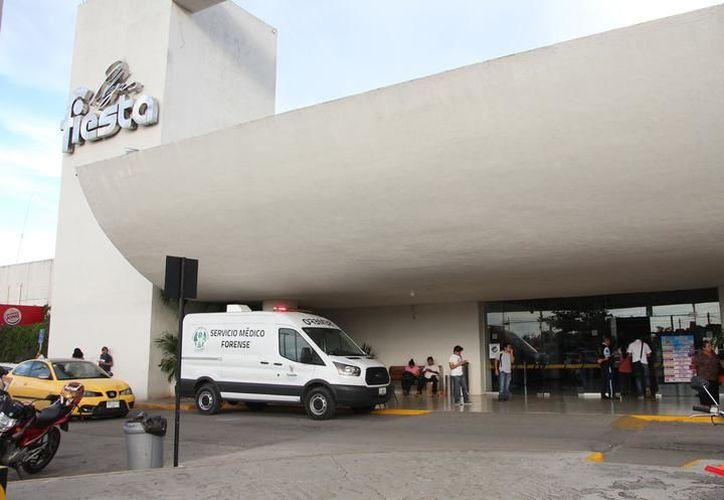 El crimen ocurrió en junio del año pasado en el interior de una plaza comercial.  (Milenio Novedades)