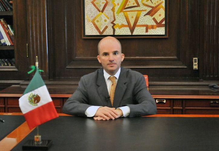José Antonio González Anaya es el nuevo director del IMSS. (shcp.gob.mx)