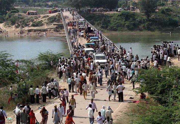El caso ocurrió en el distrito Satna, del estado de Madhya Pradesh. (Contexto/Internet)