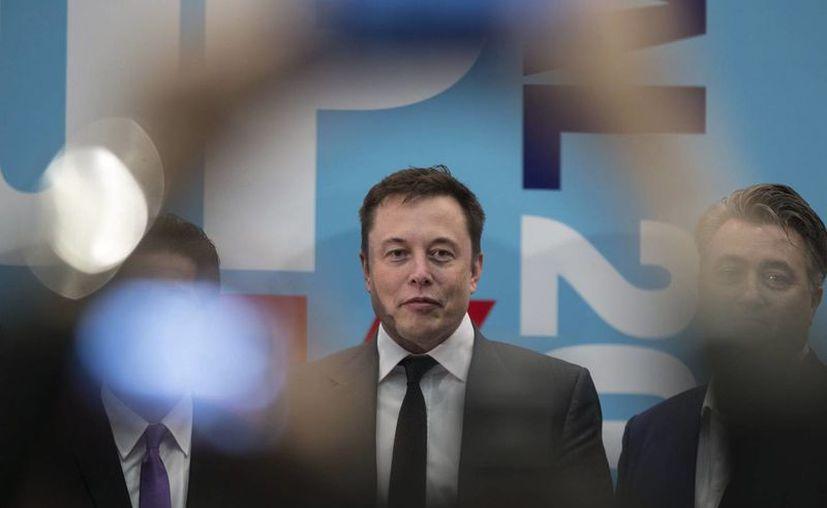 El sudafricano Elon Musk, creador de SpaceX, empresa que apunta a llegar a Marte con sus naves espaciales que transportarían pasajeros. (Archivo/EFE)