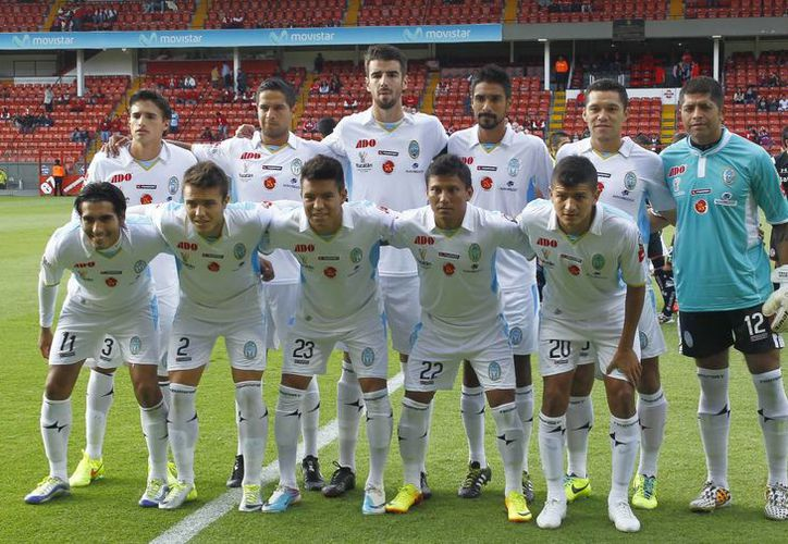Lo mejor del CF Mérida fue su actuación en el Torneo Copa Mx. Piden a Santa Claus llegar a la liguilla. (SIPSE)