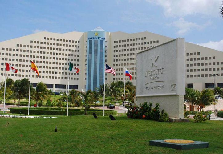 El hotel Iberostar será la sede de la XI Edición del Foro Nacional de Turismo Cancún 2013. (Archivo/SIPSE)