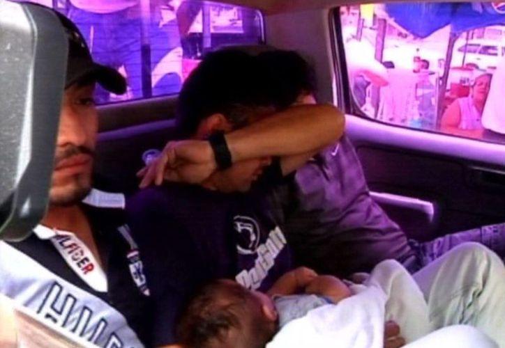 La operación conjunta de autoridades bolivianas y españolas logró capturar a tres sospechosos del secuestro de los niños. (EFE)