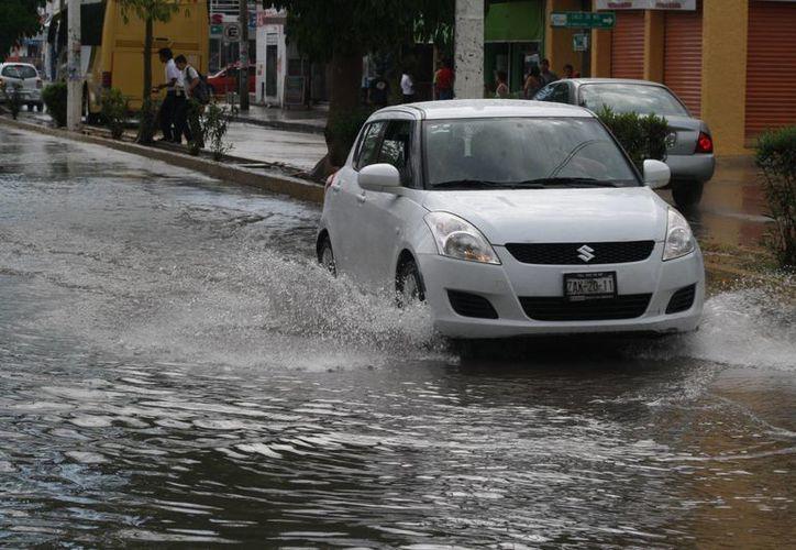 El 11 de junio pasado siete municipios de Quintana Roo fueron declarados zona de emergencia por lluvias severas. (Octavio Martínez/SIPSE)
