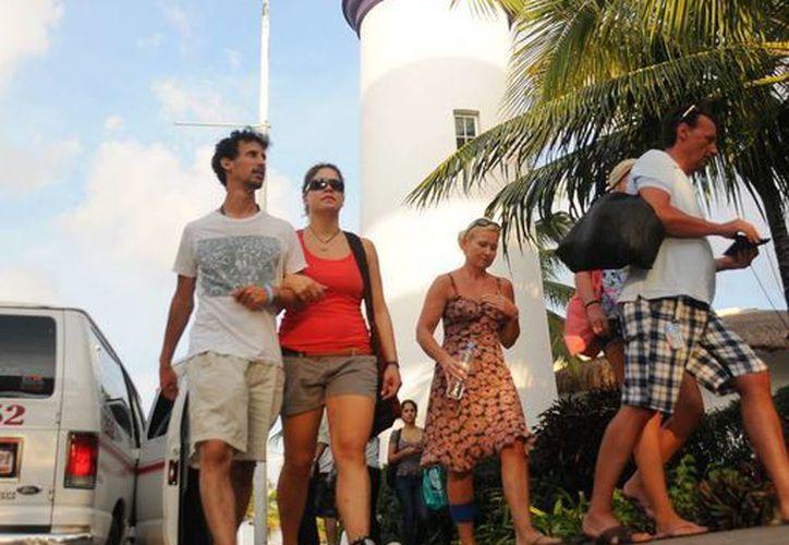 Esperan el aumento de visitantes estadounidenses hacia la isla. (Cortesía/SIPSE)
