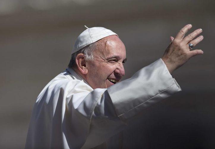 El Papa Francisco lanzó hoy una dura advertencia contra los patrones que explotan a los trabajadores. (Agencias)