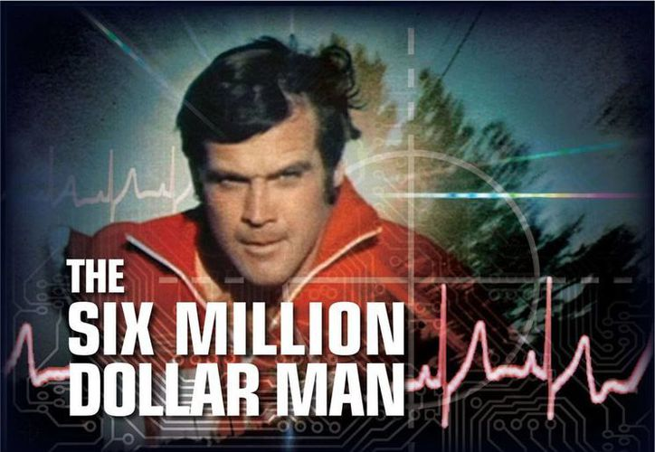 Lee Majors protagonizó la serie 'El Hombre Nucelar' (The Six Million Dollar Man), en los años 70. Ahora, se anunció una película basada en la serie. La imagen es de contexto. (sequart.org)