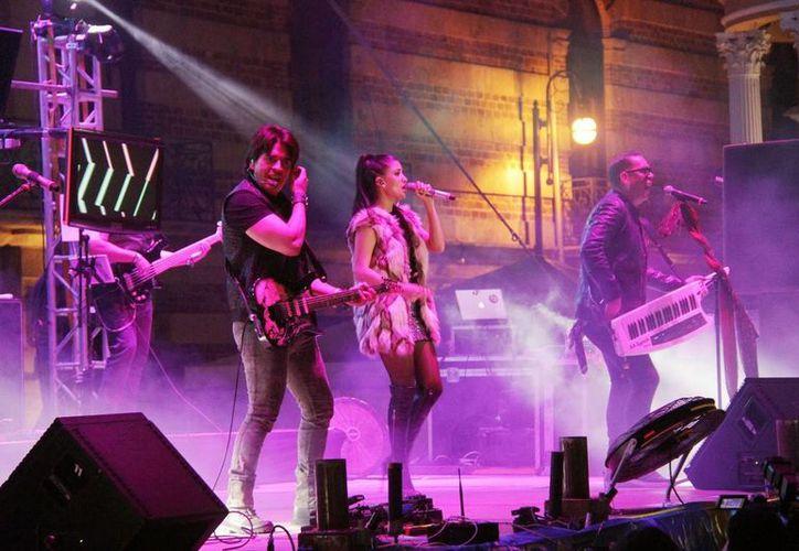 La banda Matute se presentará en la feria Xmatkuil y los precios de los boletos para el evento se puede conseguir en el lobby del hotel fiesta americana.(SIPSE)