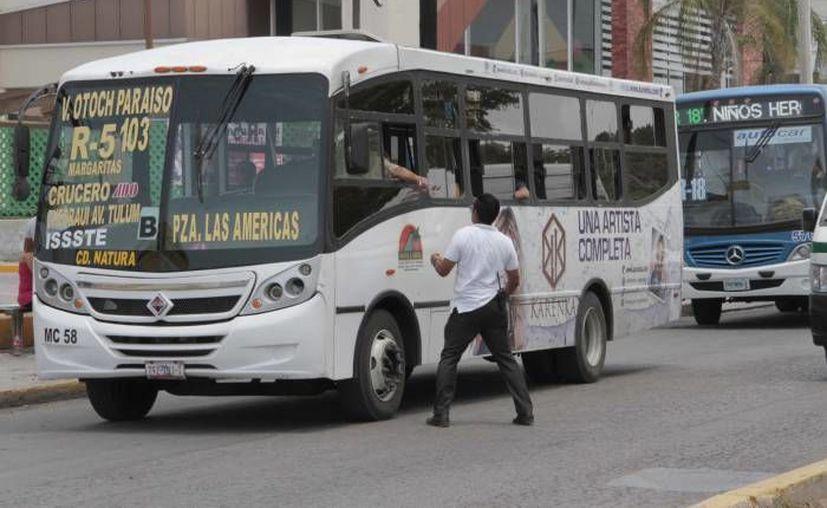 """El personal irregular ha provocado tráfico y """"carreritas"""" entre los operadores, afirma la autoridad. (Redacción/SIPSE)"""