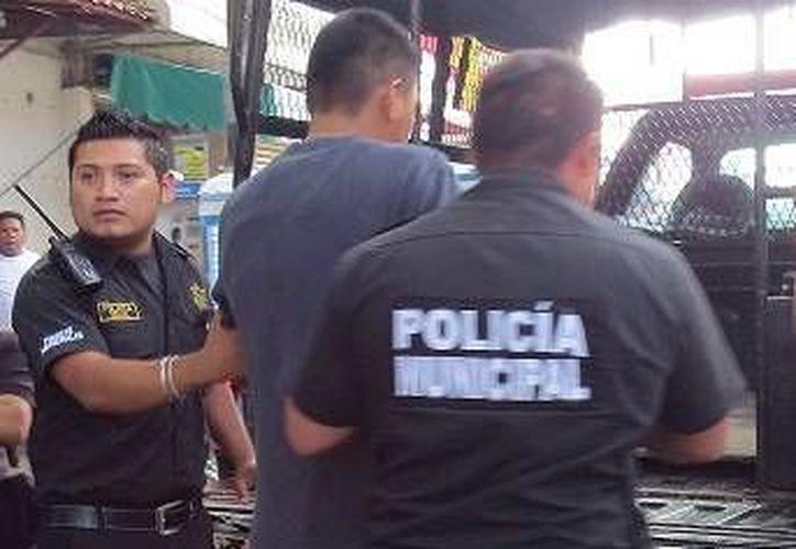 La jornada previa a las elecciones ha dejado hasta hora 70 detenidos en municipios del interior del Yucatán. (SIPSE)