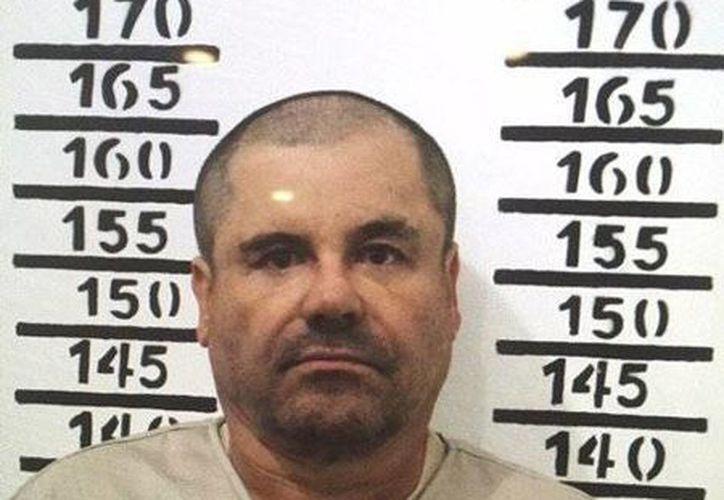 Joaquín Guzmán Loera 'comparecerá' en videoconferencia ante una corte federal en Brooklyn, NY. (Archivo/AP)