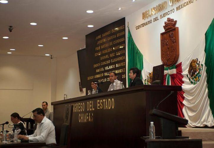 Los diputados aprobaron por unanimidad, durante el primer período extraordinario. (Contexto)