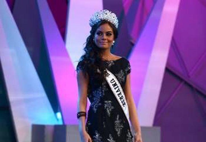 Ximena Navarrete, fue coronada como Miss Universo 2011. (Foto de Contexto/Internet)