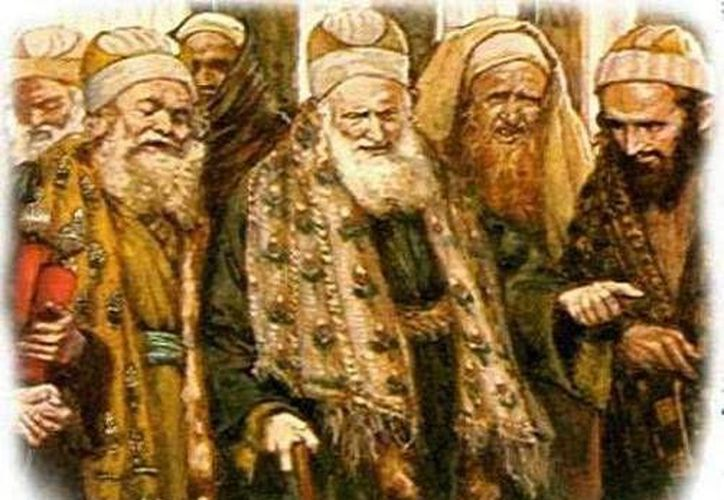 los fariseos eran considerados, por ellos mismos y por la mayoría del pueblo, como creyentes fieles y cumplidores. (sobrecuriosidades.com)