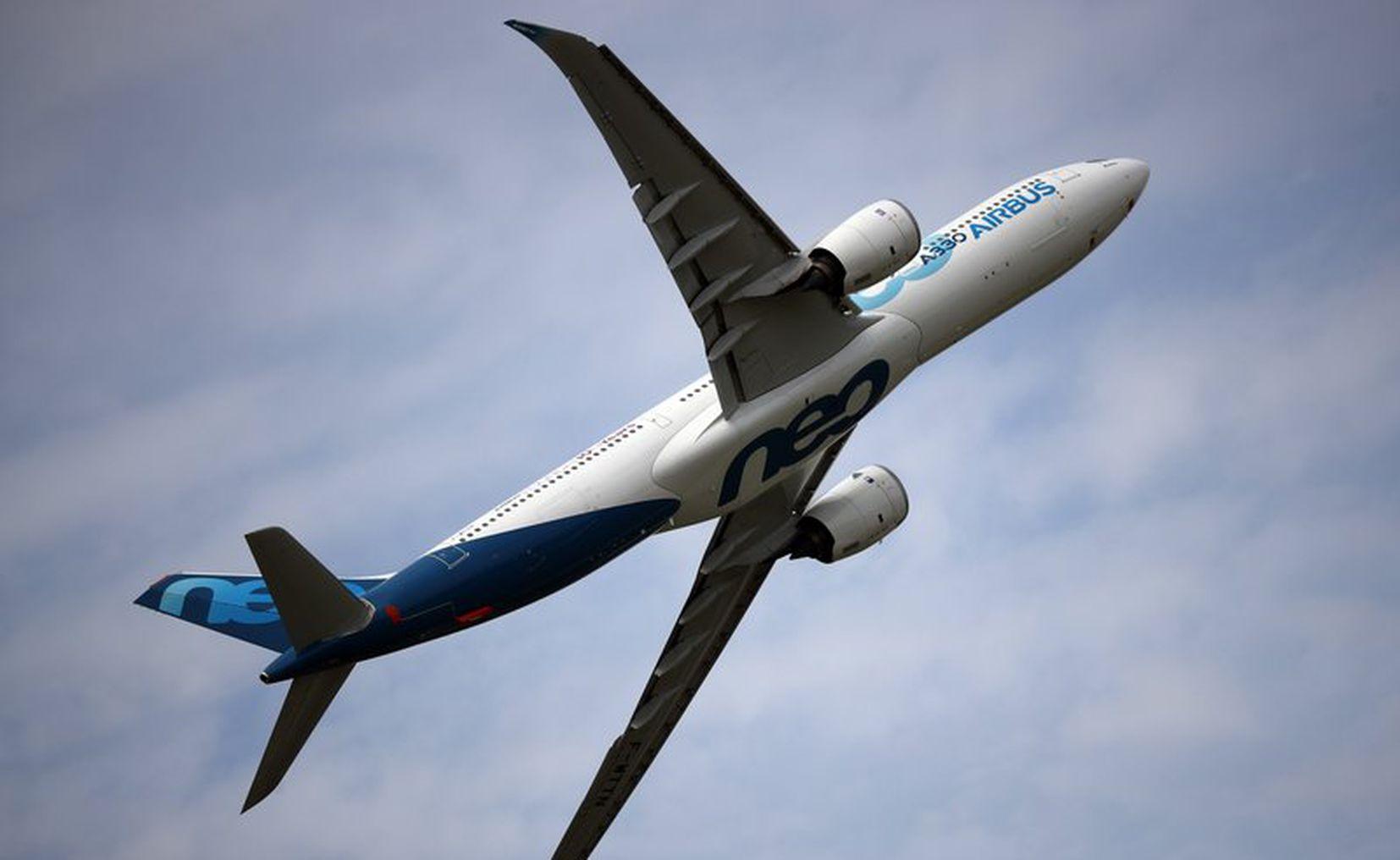 Francia prevé 15.000 millones de euros para sostener el sector aeronáutico