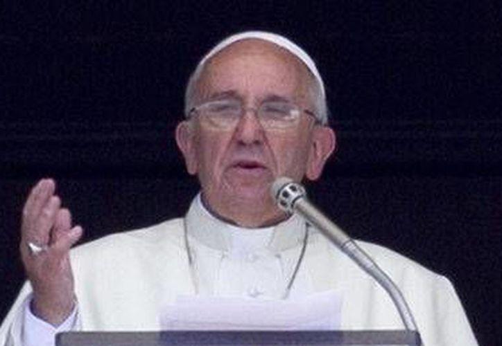 El Papa dará un mensaje de gratitud videograbado en la ceremonia de los 'Martín Fierro'. (Agencias)