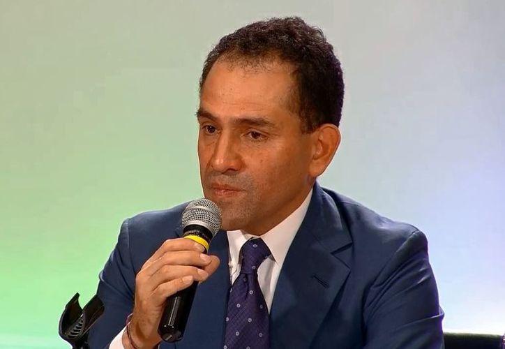 Arturo Herrera, nuevo titular de SHCP. (Agencia Reforma)