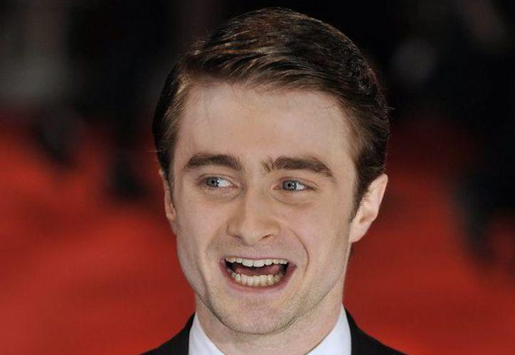 Radcliffe realiza un desnudo en 'The F Word', hace una escena homosexual en 'Kill Your Darlings' y una de sexo en 'Horns'... nada qué ver con el maguito que lo lanzó a la fama. (EFE/Archivo)