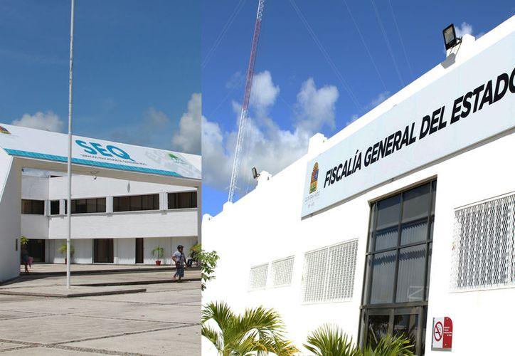 De 49 quejas contra autoridades, 13 son por actos violatorios cometidos por la Fiscalía General del Estado y 13 por la Secretaría de Educación. (Joel Zamora/SIPSE)